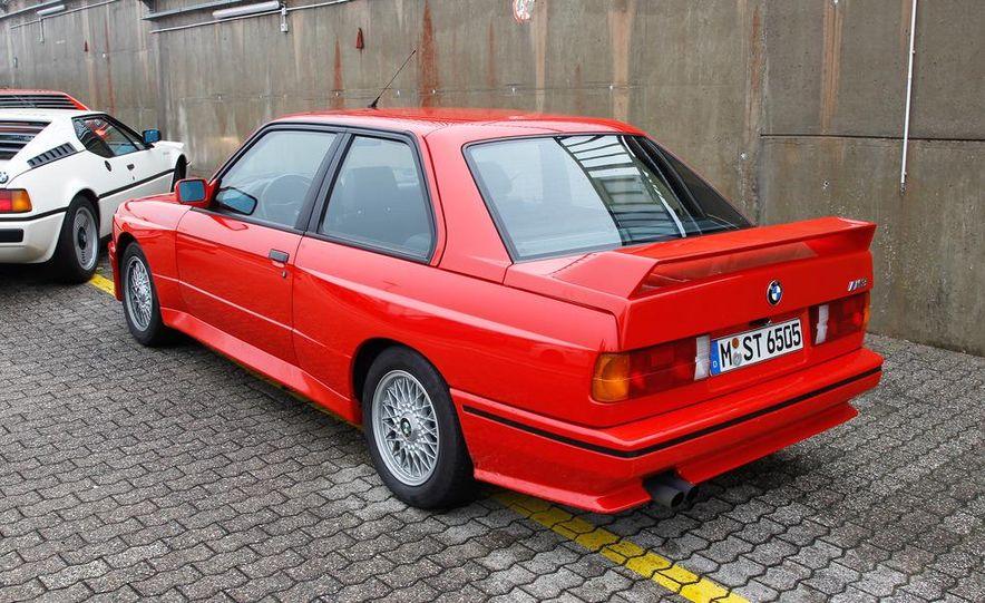 BMW M at 40: Driving History at the Nürburgring - Slide 38