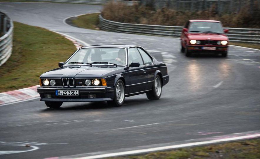 BMW M at 40: Driving History at the Nürburgring - Slide 40
