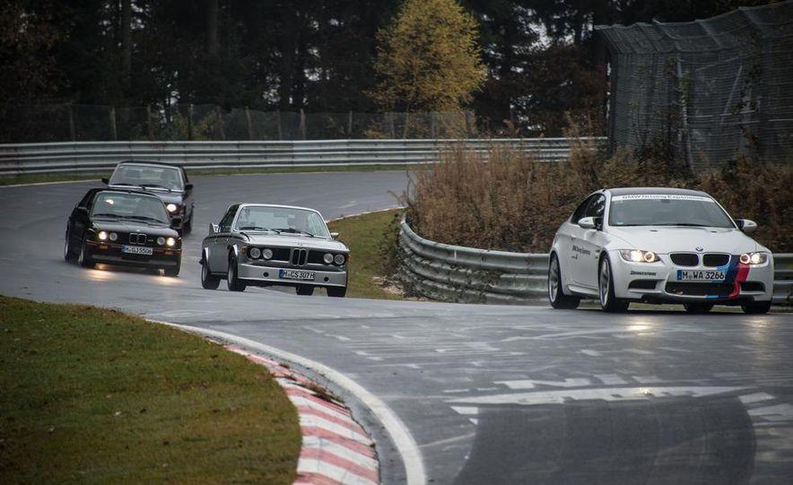 BMW M at 40: Driving History at the Nürburgring - Slide 13