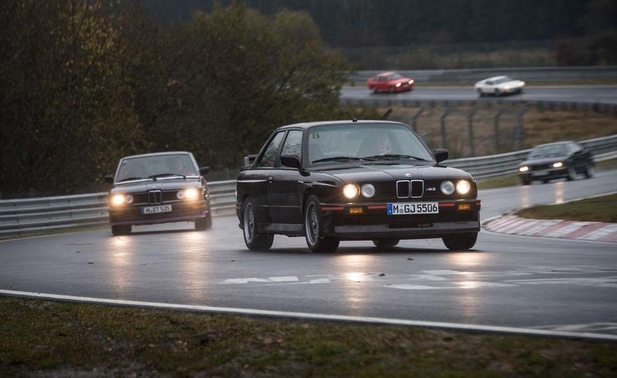 BMW M at 40: Driving History at the Nürburgring - Slide 42