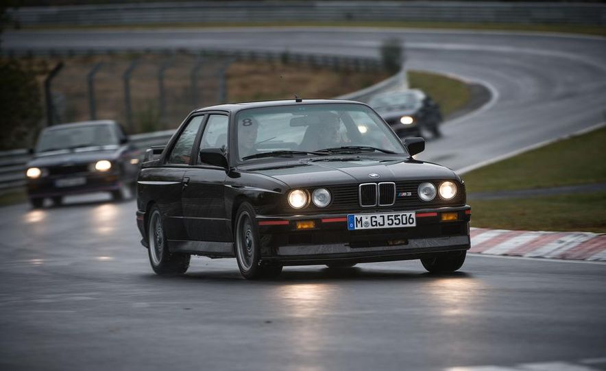 BMW M at 40: Driving History at the Nürburgring - Slide 43
