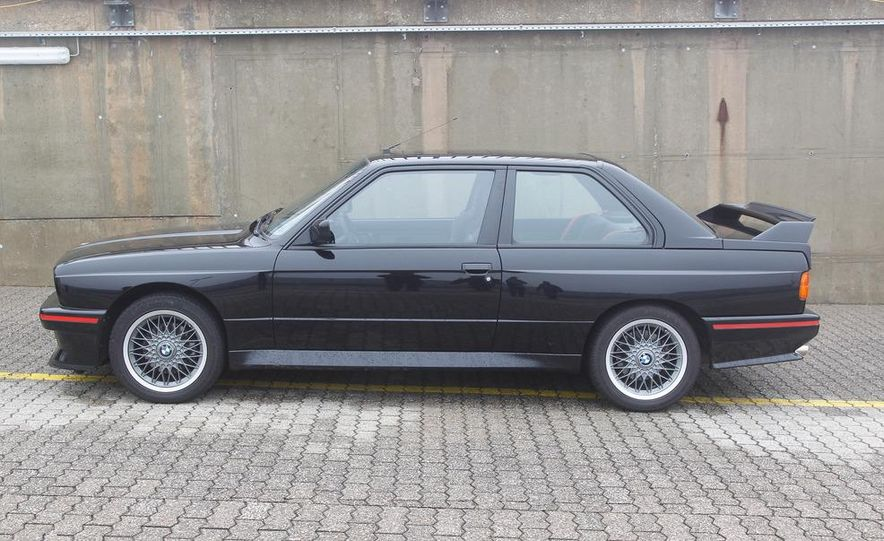 BMW M at 40: Driving History at the Nürburgring - Slide 44