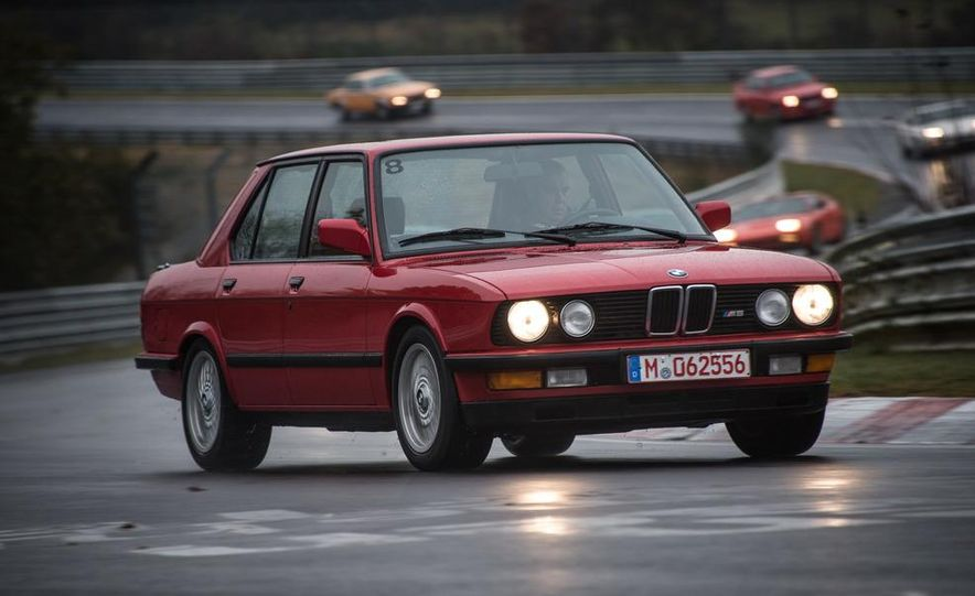 BMW M at 40: Driving History at the Nürburgring - Slide 46