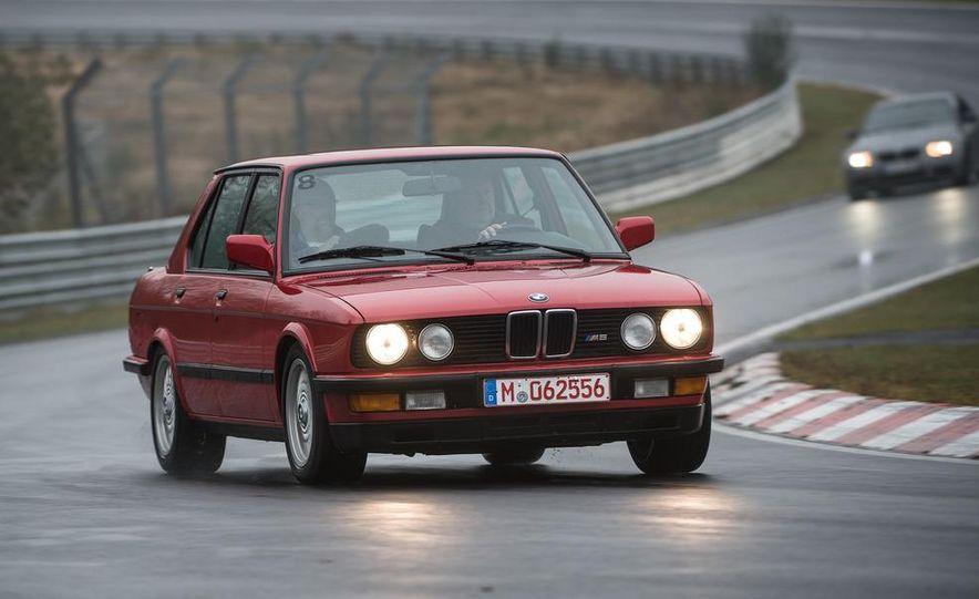 BMW M at 40: Driving History at the Nürburgring - Slide 47