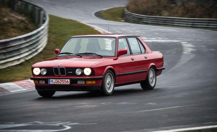BMW M at 40: Driving History at the Nürburgring - Slide 48