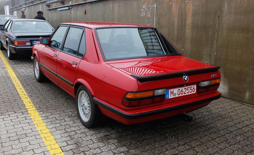 BMW M at 40: Driving History at the Nürburgring - Slide 49