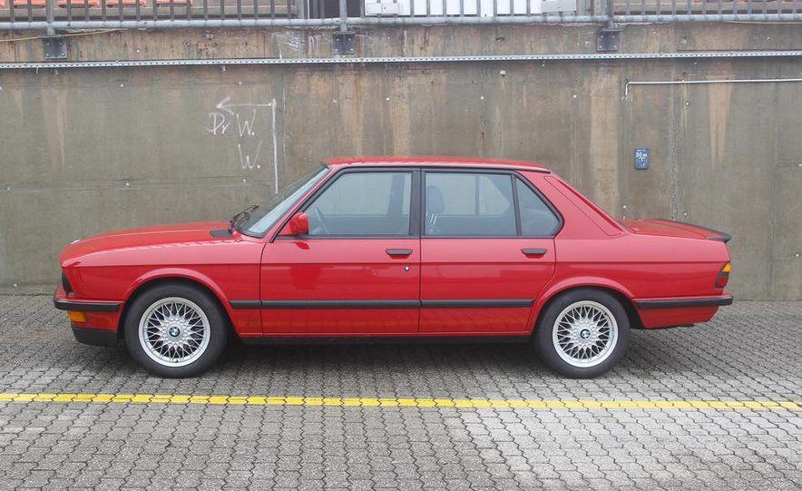 BMW M at 40: Driving History at the Nürburgring - Slide 50