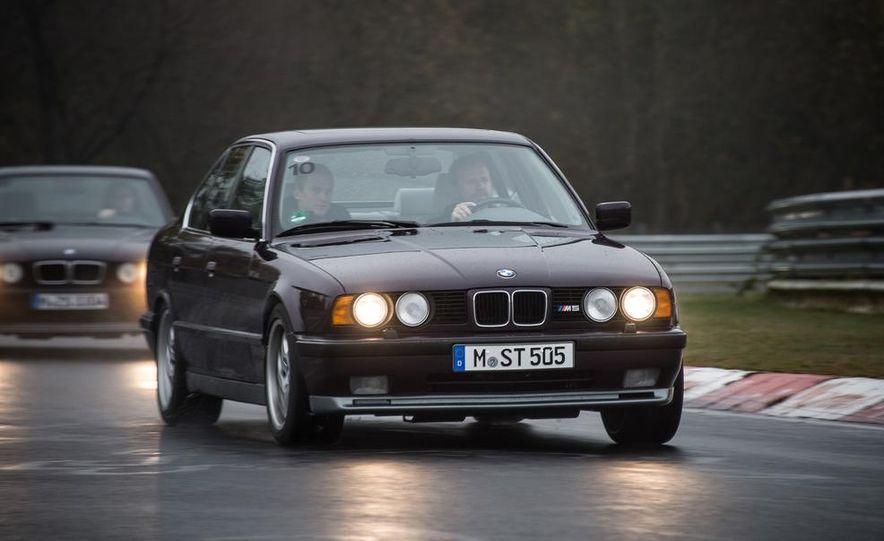 BMW M at 40: Driving History at the Nürburgring - Slide 52
