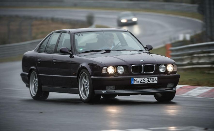 BMW M at 40: Driving History at the Nürburgring - Slide 53