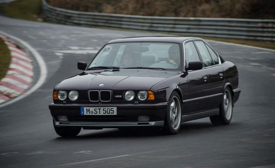 BMW M at 40: Driving History at the Nürburgring - Slide 54