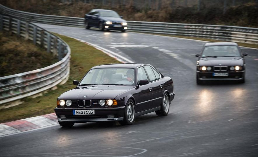 BMW M at 40: Driving History at the Nürburgring - Slide 55