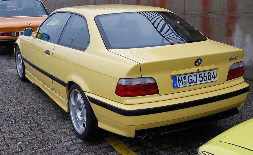 BMW M at 40: Driving History at the Nürburgring - Slide 60