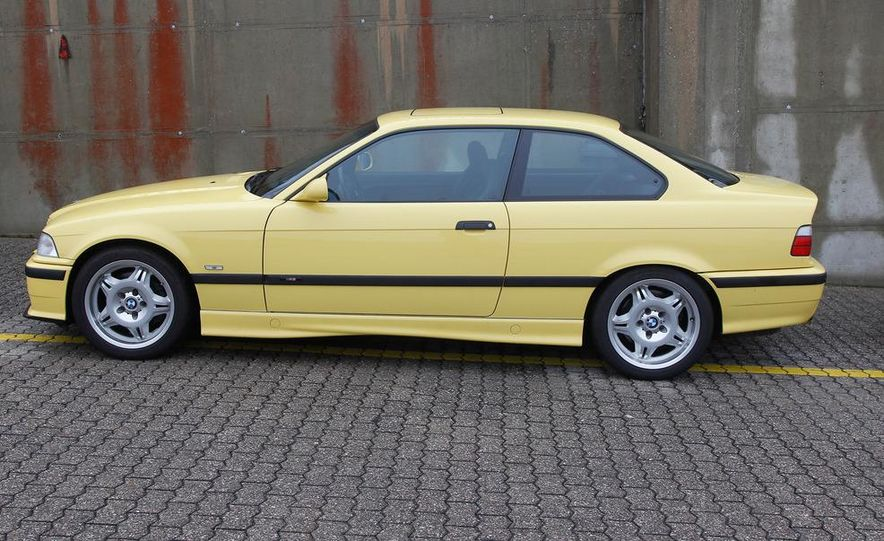 BMW M at 40: Driving History at the Nürburgring - Slide 61