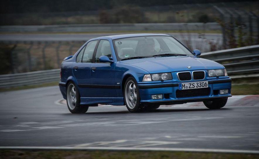BMW M at 40: Driving History at the Nürburgring - Slide 57