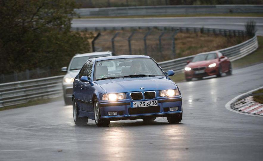 BMW M at 40: Driving History at the Nürburgring - Slide 58