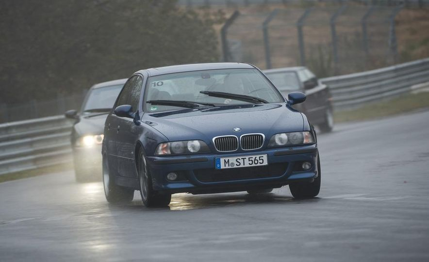 BMW M at 40: Driving History at the Nürburgring - Slide 63