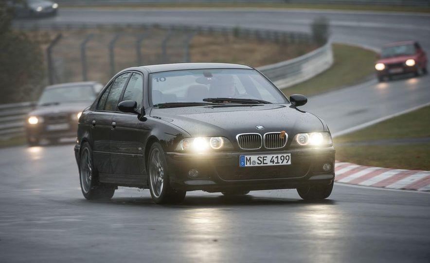 BMW M at 40: Driving History at the Nürburgring - Slide 65