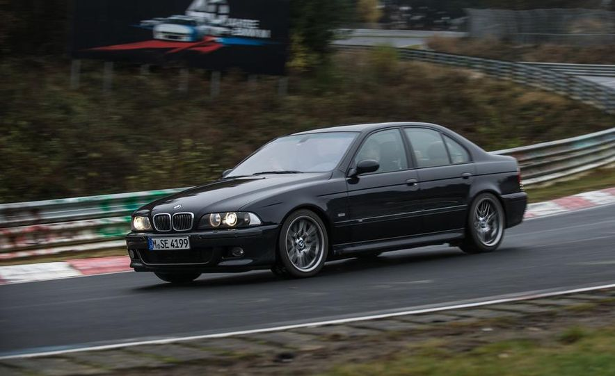BMW M at 40: Driving History at the Nürburgring - Slide 68