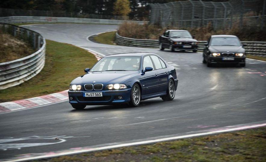 BMW M at 40: Driving History at the Nürburgring - Slide 66