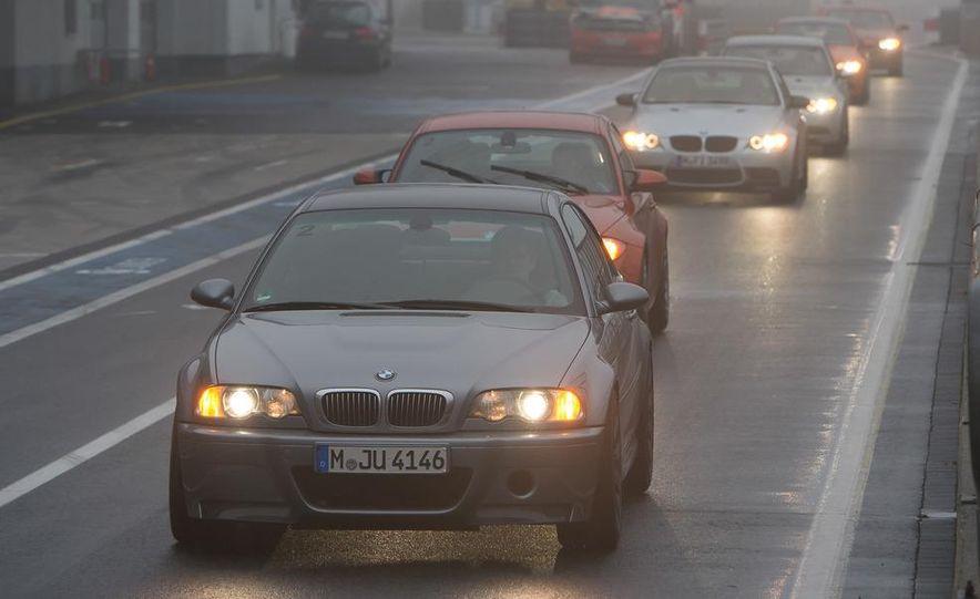BMW M at 40: Driving History at the Nürburgring - Slide 72