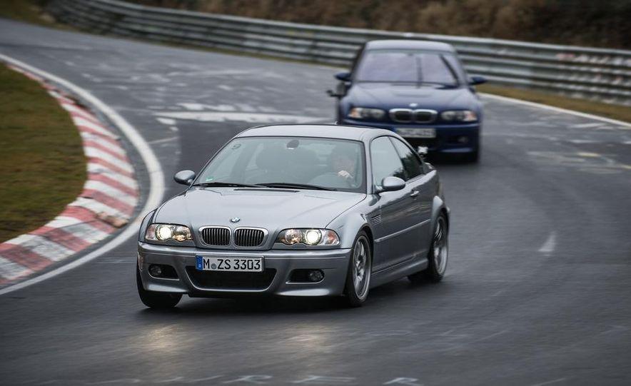 BMW M at 40: Driving History at the Nürburgring - Slide 71