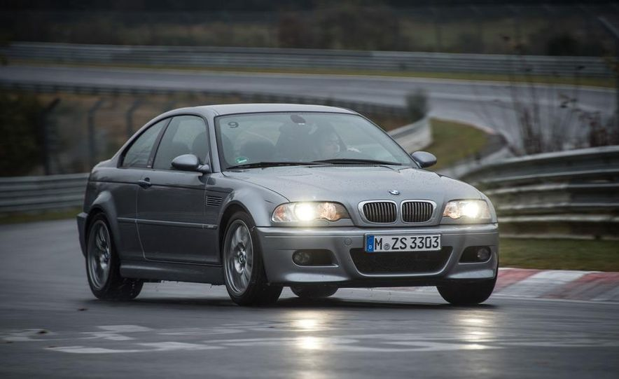 BMW M at 40: Driving History at the Nürburgring - Slide 69
