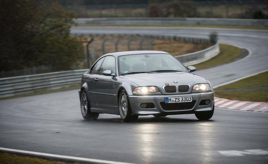 BMW M at 40: Driving History at the Nürburgring - Slide 70