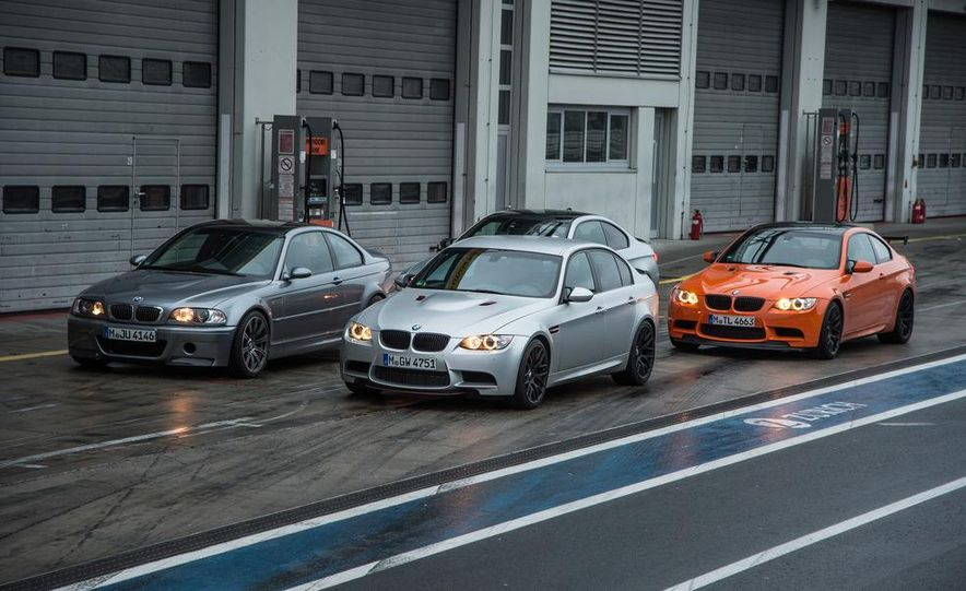 BMW M at 40: Driving History at the Nürburgring - Slide 152