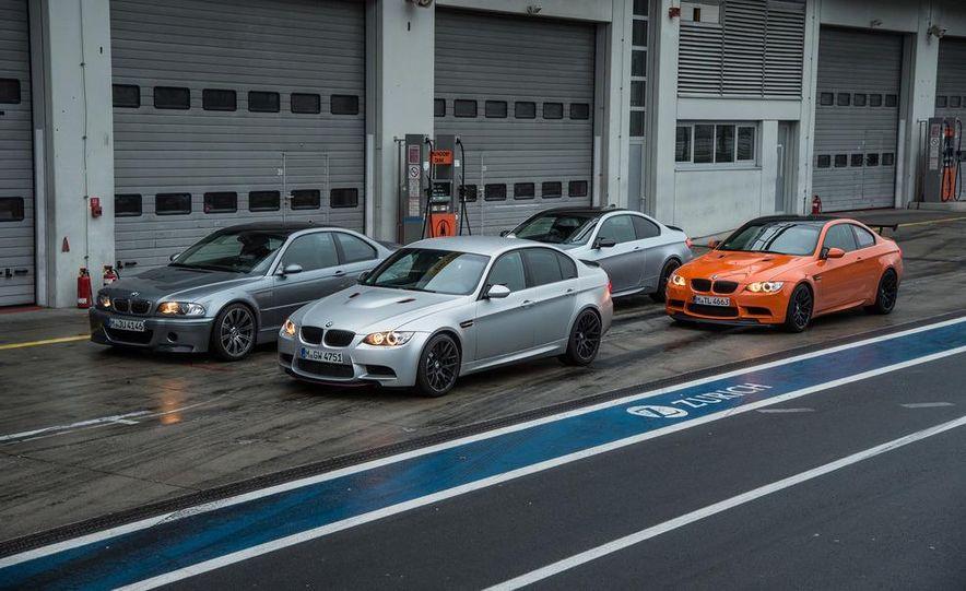 BMW M at 40: Driving History at the Nürburgring - Slide 153