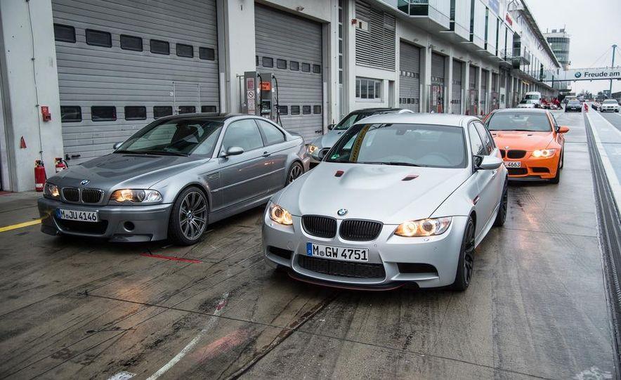 BMW M at 40: Driving History at the Nürburgring - Slide 154