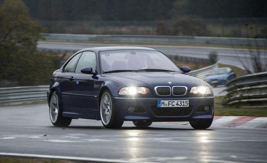 BMW M at 40: Driving History at the Nürburgring - Slide 73