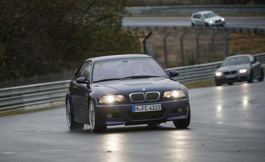 BMW M at 40: Driving History at the Nürburgring - Slide 74