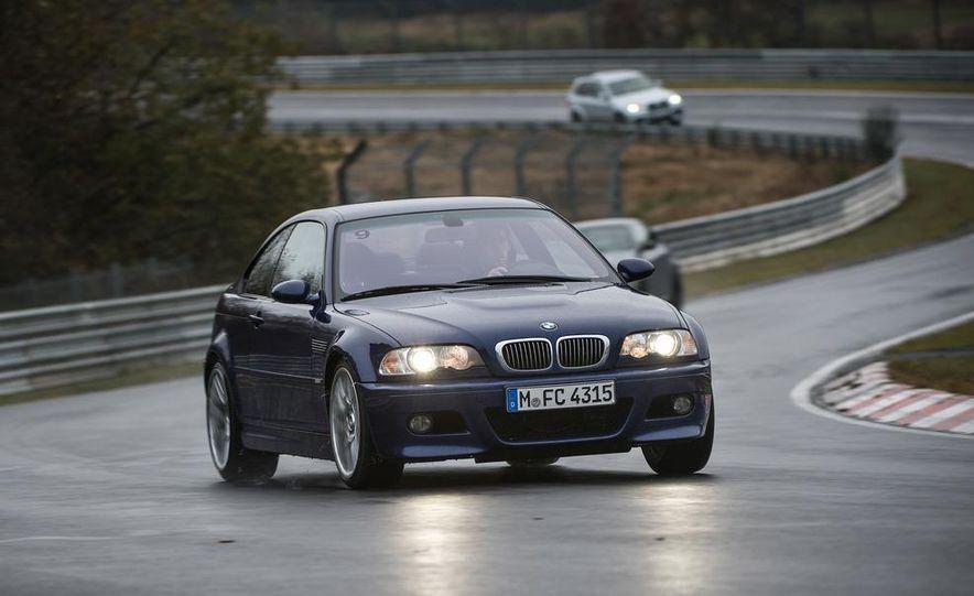 BMW M at 40: Driving History at the Nürburgring - Slide 75
