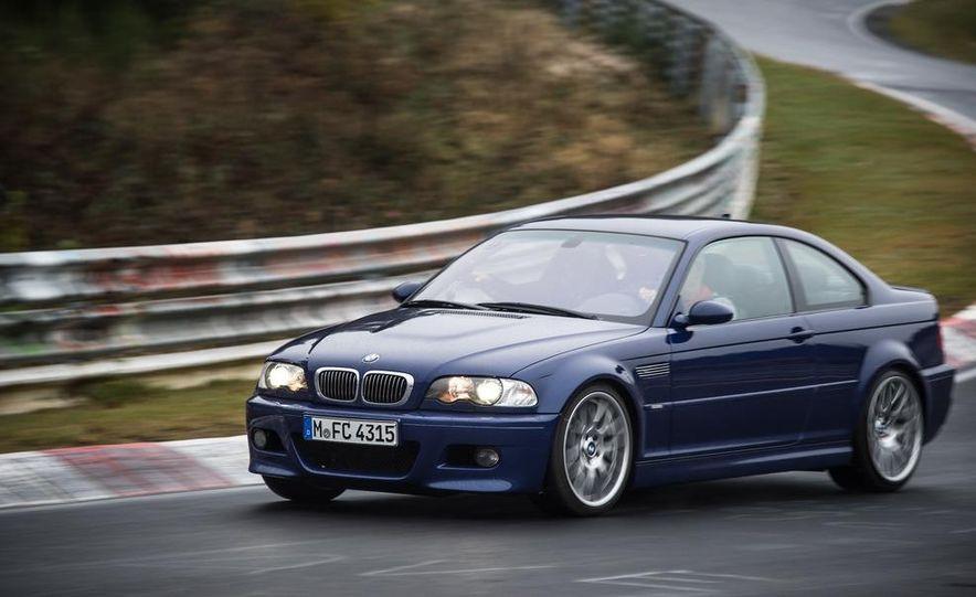 BMW M at 40: Driving History at the Nürburgring - Slide 77