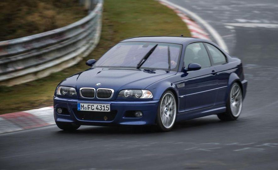 BMW M at 40: Driving History at the Nürburgring - Slide 78