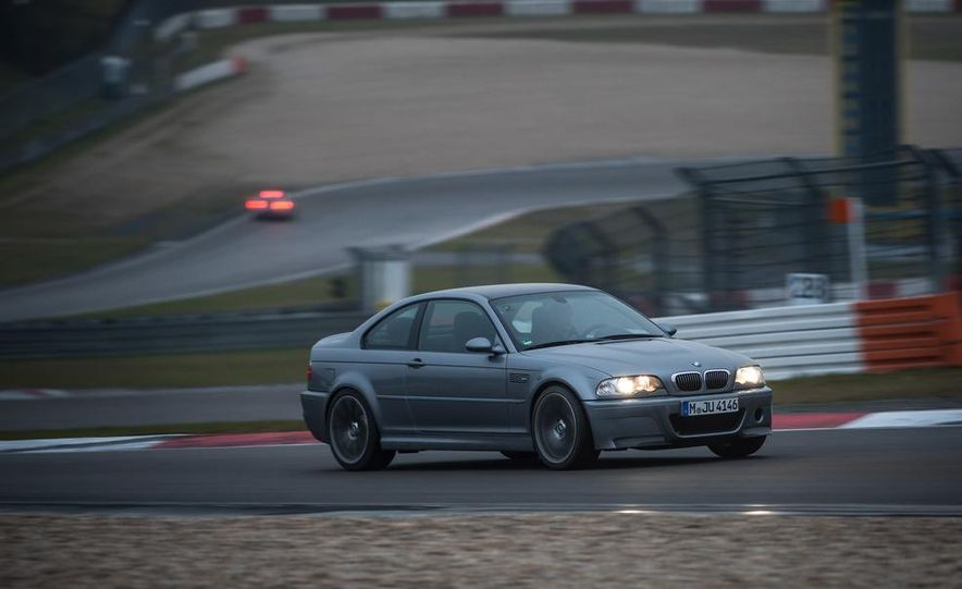 BMW M at 40: Driving History at the Nürburgring - Slide 80