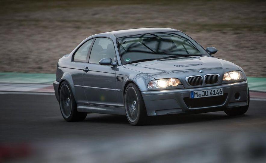 BMW M at 40: Driving History at the Nürburgring - Slide 81
