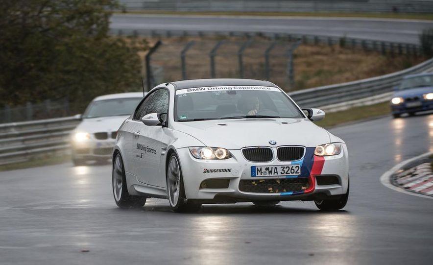 BMW M at 40: Driving History at the Nürburgring - Slide 83