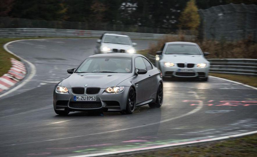 BMW M at 40: Driving History at the Nürburgring - Slide 85