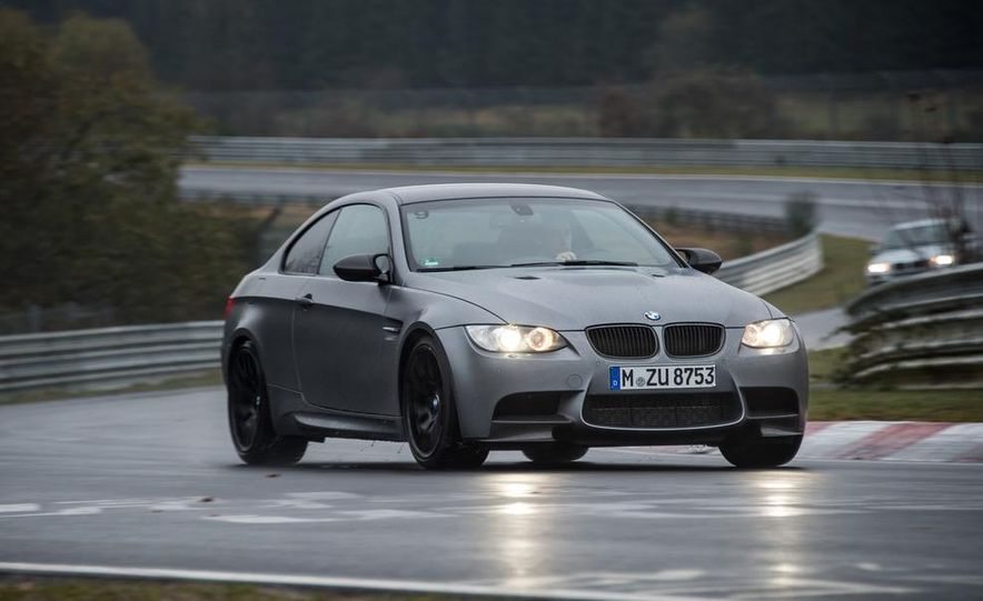 BMW M at 40: Driving History at the Nürburgring - Slide 84