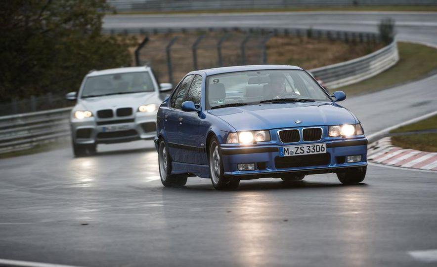 BMW M at 40: Driving History at the Nürburgring - Slide 59