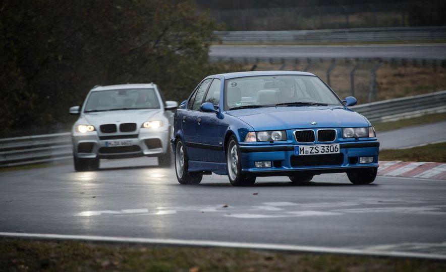 BMW M at 40: Driving History at the Nürburgring - Slide 56
