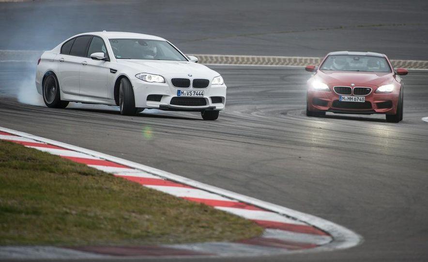 BMW M at 40: Driving History at the Nürburgring - Slide 99