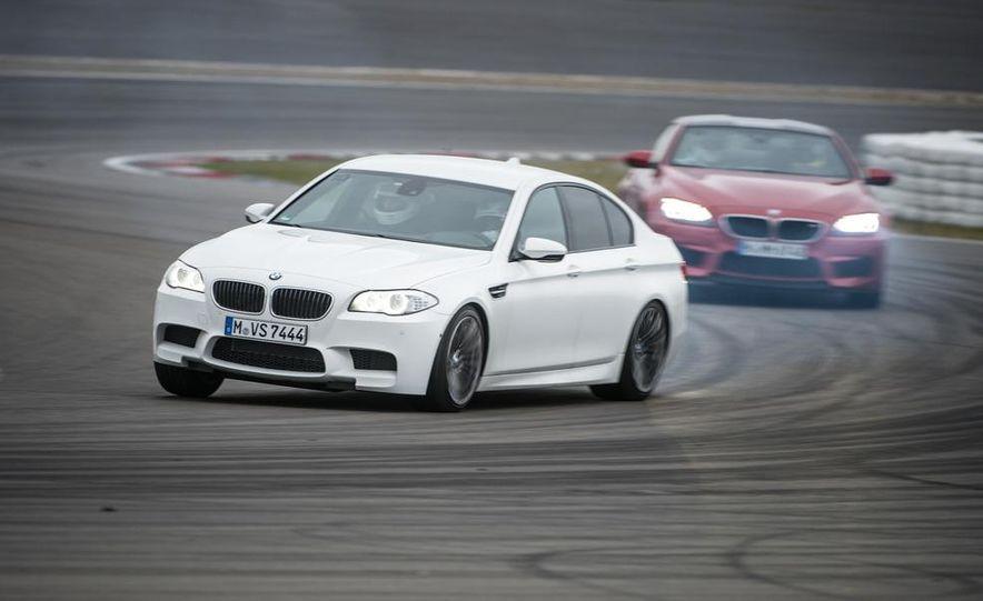 BMW M at 40: Driving History at the Nürburgring - Slide 100