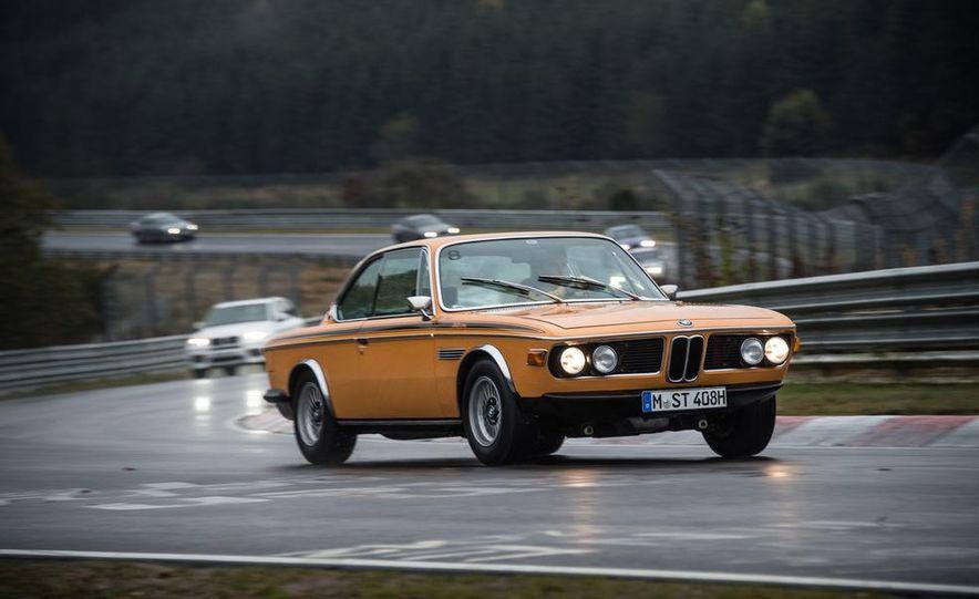 BMW M at 40: Driving History at the Nürburgring - Slide 108