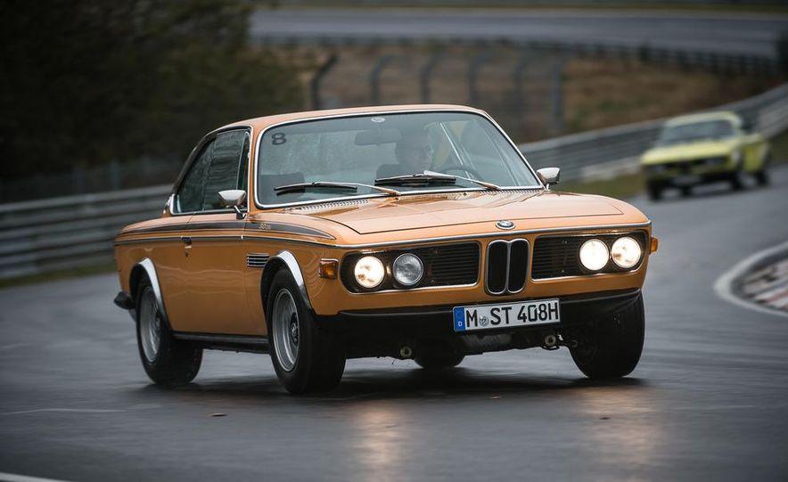 BMW M at 40: Driving History at the Nürburgring - Slide 109