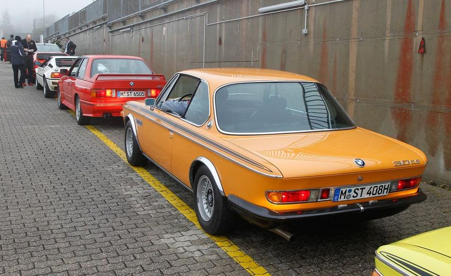 BMW M at 40: Driving History at the Nürburgring - Slide 110