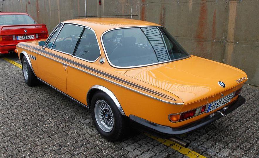 BMW M at 40: Driving History at the Nürburgring - Slide 112