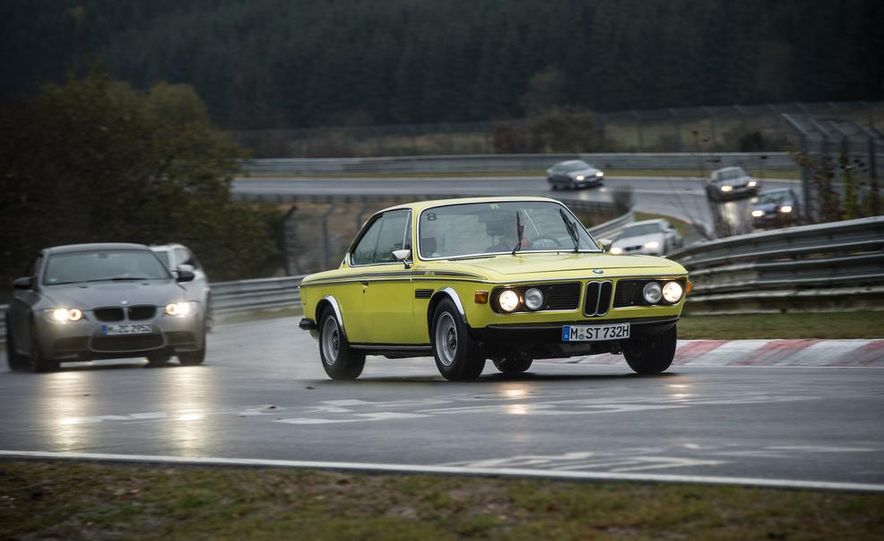 BMW M at 40: Driving History at the Nürburgring - Slide 113
