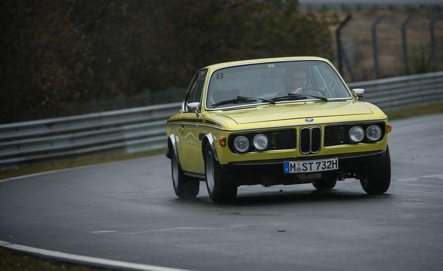 BMW M at 40: Driving History at the Nürburgring - Slide 114